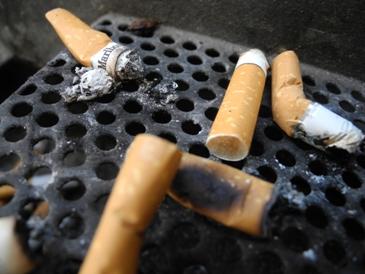 Dipendenza da fumo e  alimentazione